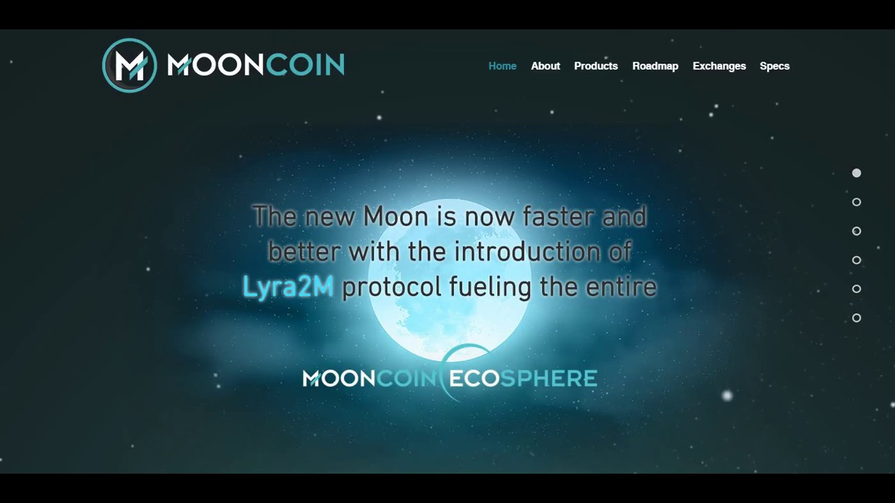 Moon cryptocurrency overbetting the flop haircut
