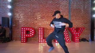 Look Alive Blocboy JB ft. Drake - Charlie Bartley Choreography