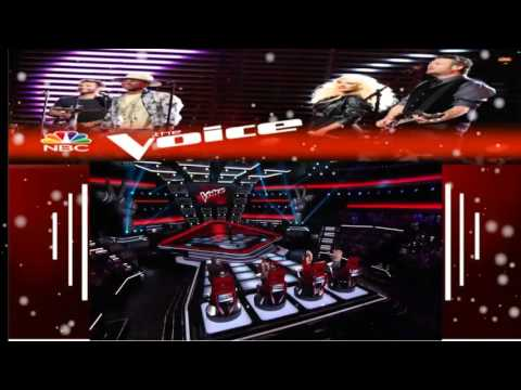 The Voice 2015 Blind Audition   Mark Hood   Use Me