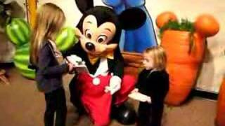 Mickey Mouse meets Eden OI