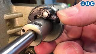 Pfaff 545 Safety Clutch