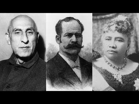 Overthrow: 100 Years of U.S. Meddling & Regime Change, from Iran to Nicaragua to Hawaii to Cuba