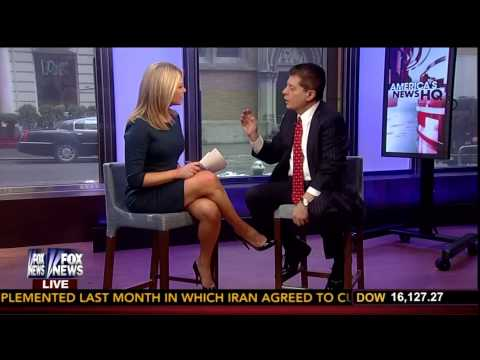 Heather Nauert hot legs cross - Americas News HQ -  02/18/14