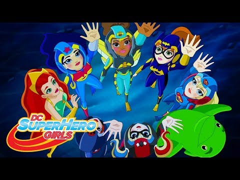 DC Super Hero Girls: Legends of Atlantis Full online Official Full online | DC Super Hero Girls