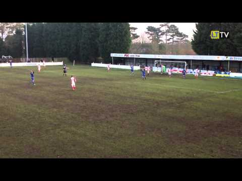 Lincoln United v Leek Town - Second Half