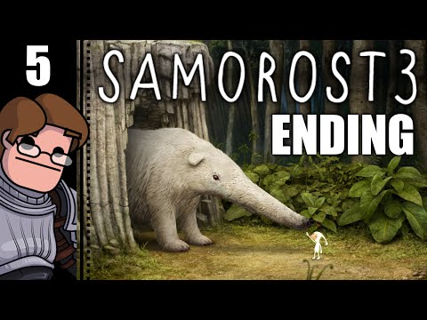 Let's Play Samorost 3 Part 5 ENDING - Squidward The Dictator