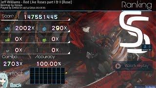 ReplayEdit Emilia 7 96 Jeff Williams Red Like Roses Part I II Rose HDHR