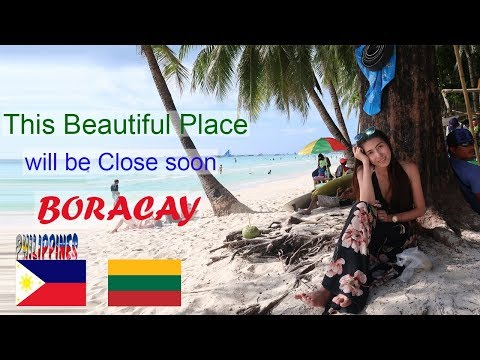 """First Day in Boracay Philippines """"We are Looking for something Magical"""""""