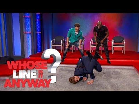 Break Dancing Pro - Brett Dier | Whose Line Is It Anyway?