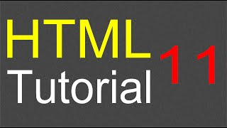 HTML Tutorial for Beginners - 11 - Add label to text box