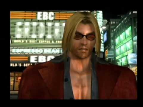 Tekken 4 - Paul (ending)
