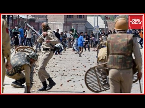 Situation In Kashmir Valley Remains Tensed, All Party Meeting Called