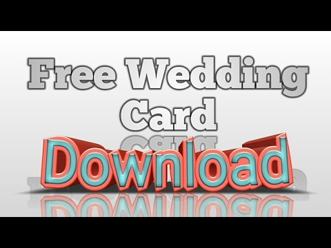Wedding Card Free Download Crd File Corel Draw Hindi Wedding Card