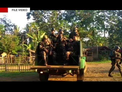 Mga miyembro umano ng NPA na umatake sa Davao Oriental, patuloy na tinutugis ng mga militar