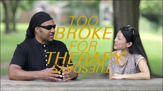 Too Broke For Therapy - Rupert Harvey