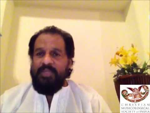 K. K. Antony - 25th Death Anniv. Celebrations Part II - Padmashri K.J.Yesudas Speaks