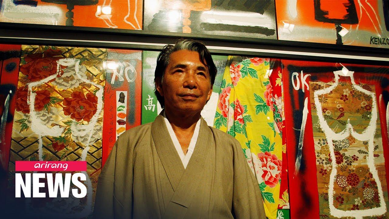 Kenzo Takada, Who Brought Japanese Fashion to the World, Dies ...