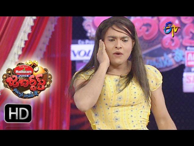 Jabardasth - Getup Srinu Performance - 17th December 2015 - 150th Episode SPL - జబర్దస్త్
