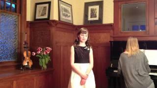 HL Vocal Anna Rioux