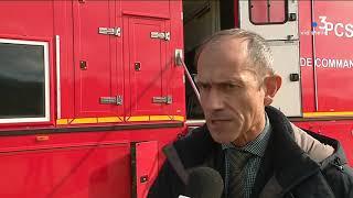 L'incendie entre Quenza et Solaro est fixé mais l'épisode de vent violent inquiète les pompiers