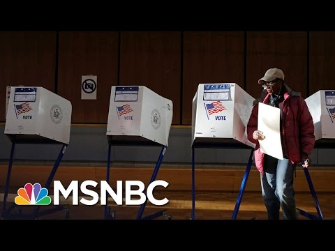 Where Election Polling Went Wrong   MSNBC
