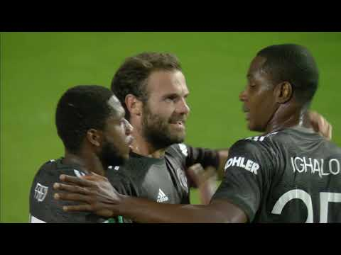 Luton Town v Manchester United highlights