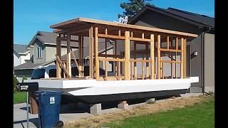 Houseboat Build Vol. 1