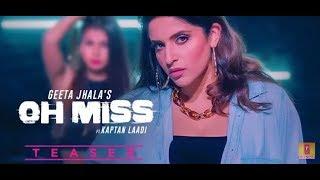 Oh Miss: Geeta Jhala Ft Kaptan Ladi | Full Releasing on 26 April 20191080p latest