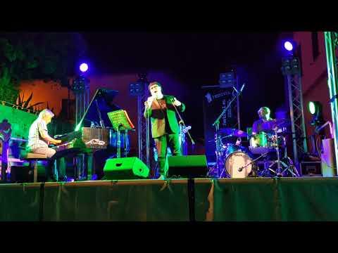Ian Shaw quartet - Sanluri Culture festival 29/07/17