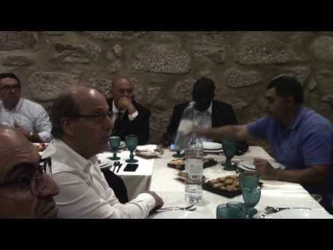 JANTAR DOS EMPRESÁRIOS DO NORTE COM EMBAIXADOR DA GUINÉ-BISSAU EM PORTUGAL