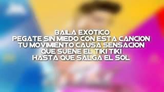 Video Maluma - El Tiki ( Letras ORIGINAL ) download MP3, 3GP, MP4, WEBM, AVI, FLV Juni 2018