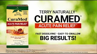 CuraMed® Acute Pain Relief*† with Terry | Terry Naturally