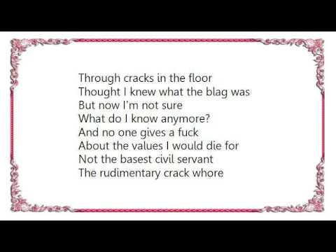 Dirty Pretty Things - Gin Milk Lyrics