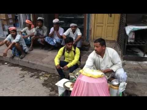 City full of life Delhi India