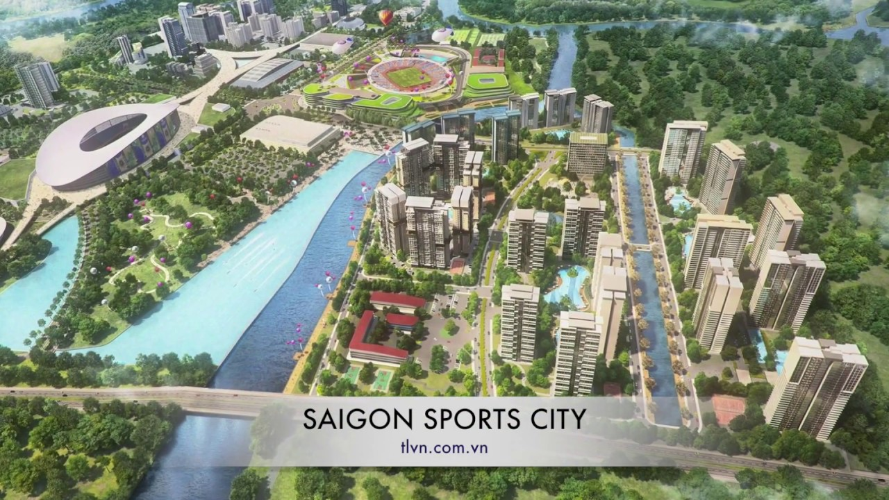 do thi saigon sports city