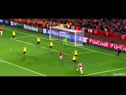Арсенал Л 1:2 Боруссия Д   Лига Чемпионов Обзор матча 22/10/2013