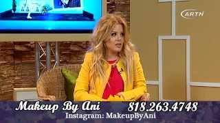 Makeup by Ani interview with Shant Tv Artn New Day Thumbnail