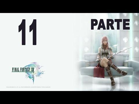 Final Fantasy XIII | Parte 11 | Gameplay Español