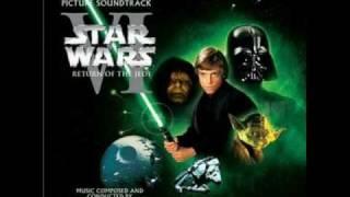Part 1 Star Wars: Return of the Jedi, The Battle of Endor 1