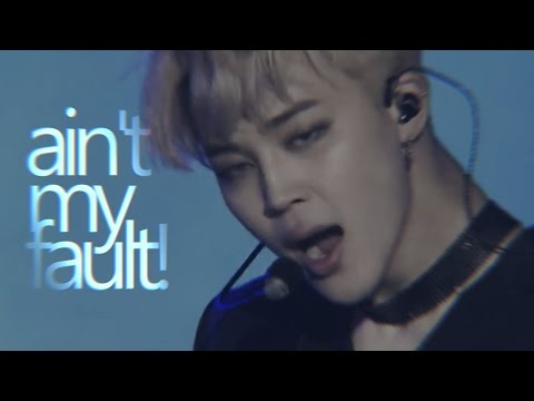 jimin ─ ain't my fault