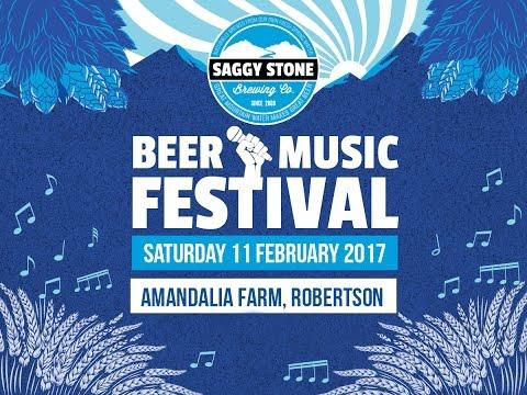 Saggy Stone Beer & Music Festival - 11 Feb 2017