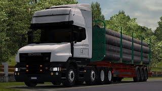 [1.31] Euro Truck Simulator 2 | Scania T RJL – FIX | Mods