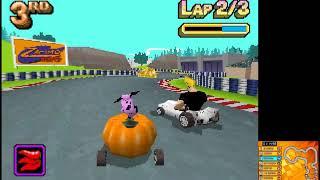 La emulación de - Cartoon Network Racing, jugar en el melonDS (Nintendo DS).