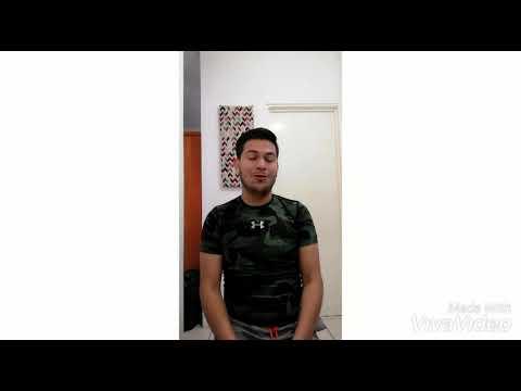 Primer video en YouTube, soy terrible para estar frente una cámara.Espero contar con todo su apoyo.