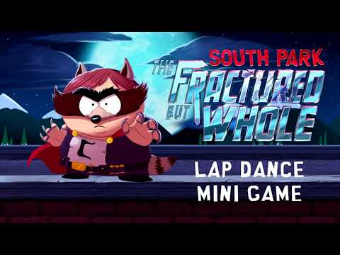 South Park: The Fractured But Whole OST (2017) - Lap Dance Mini Game