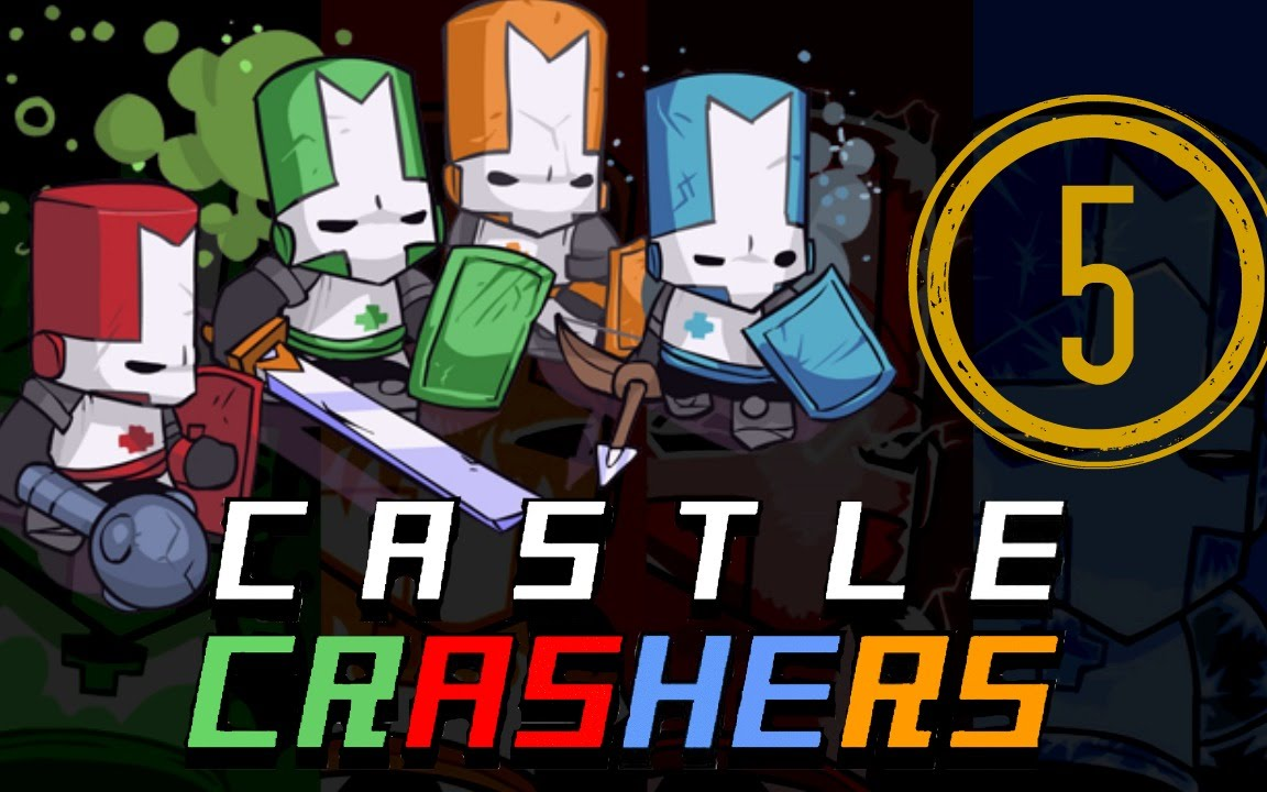 Castle crashers wedding crashers part 5 youtube