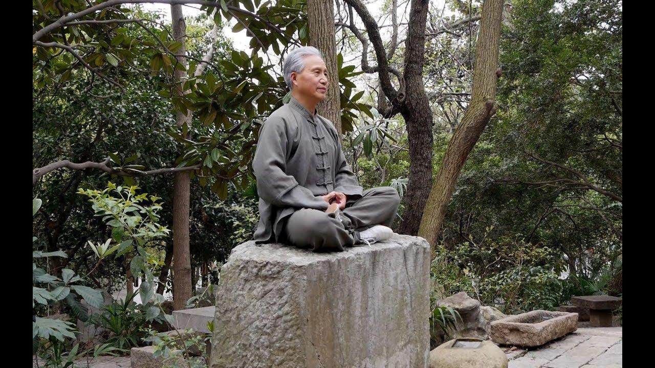 招若游龙、势若惊鸿,他在苏城教授太极拳四十年