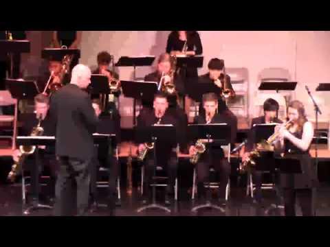 Fife High School Jazz Band - Spring Concert 2016