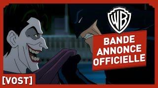 BATMAN: THE KILLING JOKE Official Trailer (2016) Kevin Conroy, Mark Hamill Superhero Movie HD