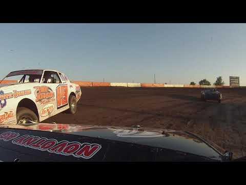 Beatrice Speedway, Stock Car Heat, 7-14-17, 25B